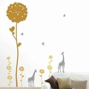 Samolepka Fanastick Africa's Flower