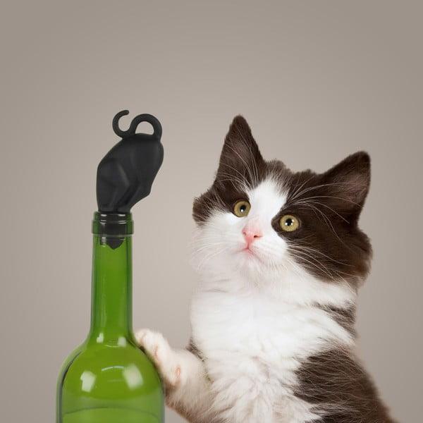Zátka na fľašu Fred & Friends Stop Kitty