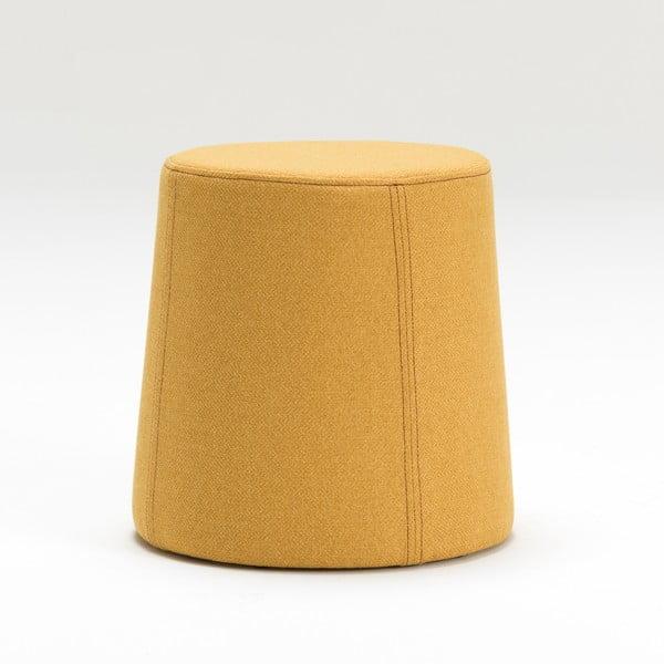 Žltá podnožka Balcab Home Omega