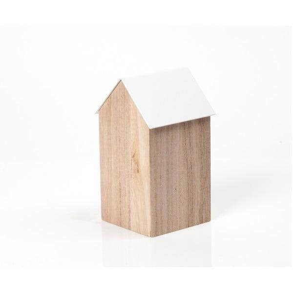 Biely úložný box House Medium