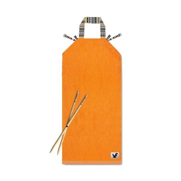 Plážové ležadlo Origama Carrot