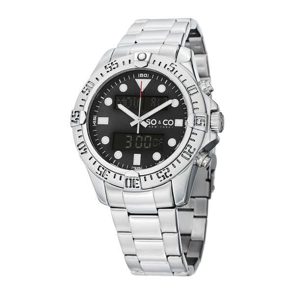 Pánske hodinky Yacht Race New Black