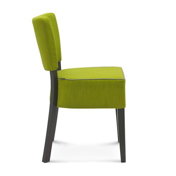 Sada 2 zelených stoličiek Fameg Aslak