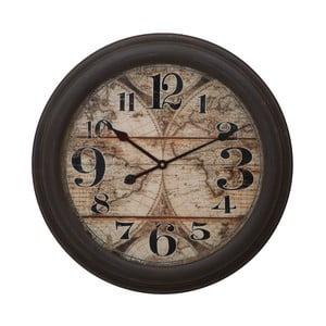 Nástenné hodiny Mauro Ferretti World, 62,5 cm