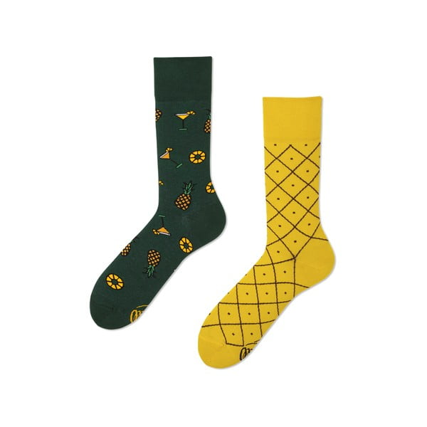 Ponožky Many Mornings Pineapples, veľ.35/38