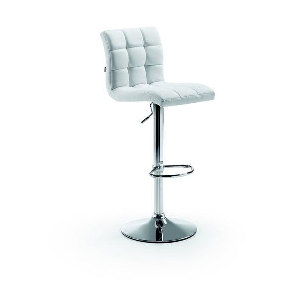 Barová stolička  Lodi, biela