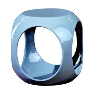 Modrý odkladací stolík 13Casa Dado