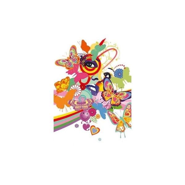 Fotoobraz Pop Art, 51x81 cm