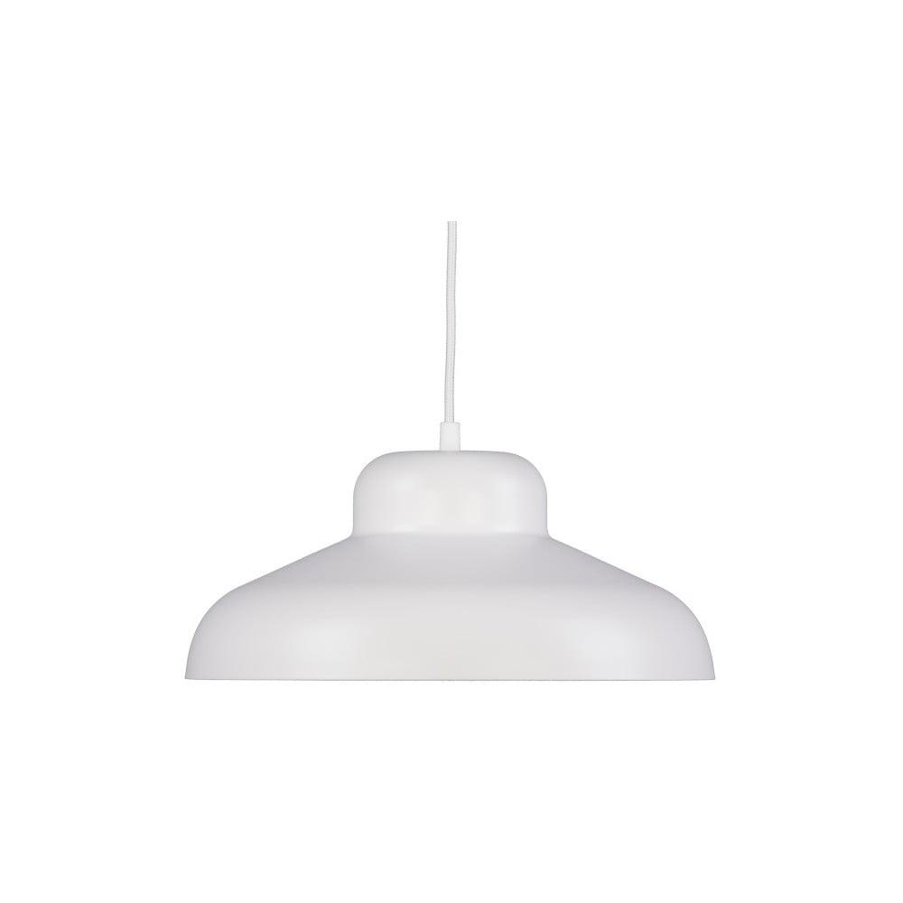 Biela stropná lampa Nørdifra Omicron