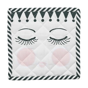 Sada 2 chňapiek Miss Étoile Eyes & Dots, 21 x 21 cm