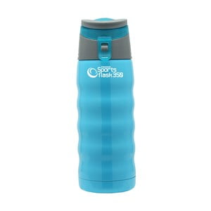 Športová fľaša Pioneer Blue, 0.35 l