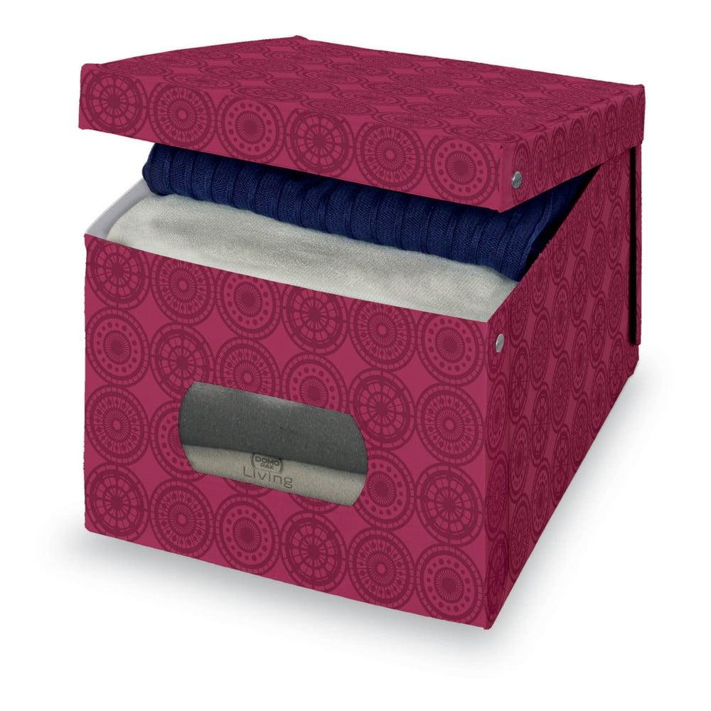 Úložný box Domopak Ella, 31 × 50 cm