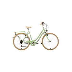 "Bicykel City Bike Casino Green, 28"", výška rámu 53 cm"
