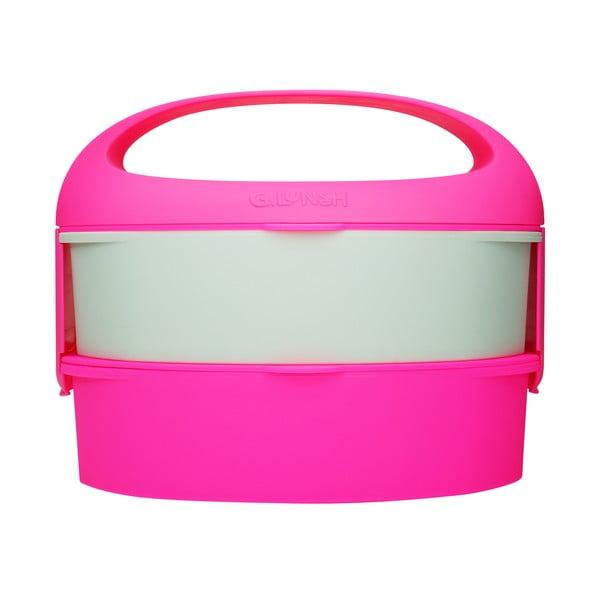 Desiatová krabička Bento G Lunch Pink