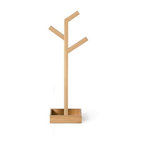 Drevený stojan na osušky Wireworks Branch Bamboo