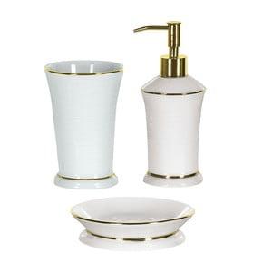 Kúpeľňový set Ascot White/Gold