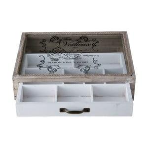 Box na čaj Voilieux