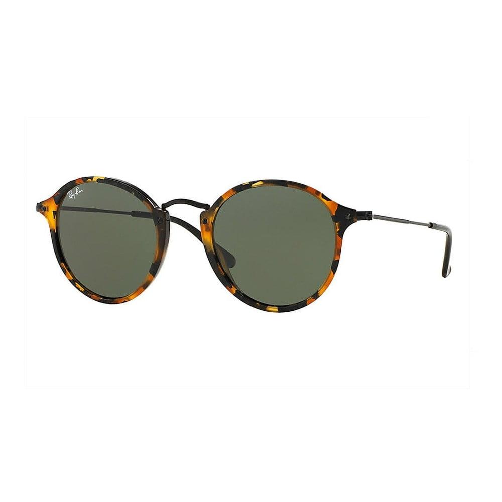 Dámske slnečné okuliare Ray-Ban Round Fleck Havana  09630a0a103