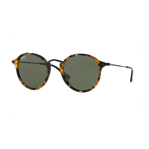 Dámske slnečné okuliare Ray-Ban Round Fleck Havana