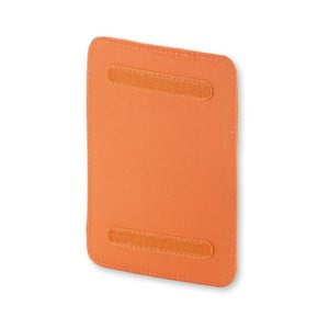 Univerzálna kapsička so suchým zipsom Moleskine 15x10 cm, oranžová