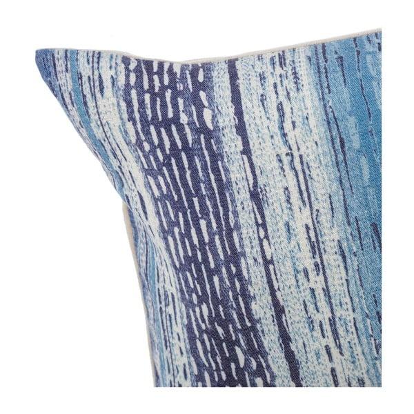 Vankúš Mykonos Blue, 50x30 cm