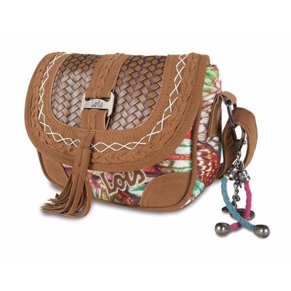 Farebná kabelka Lois, 20 x 15 cm