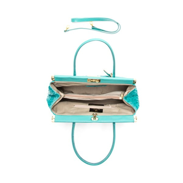 Kožená kabelka Anna Luchini 825 Ottanio