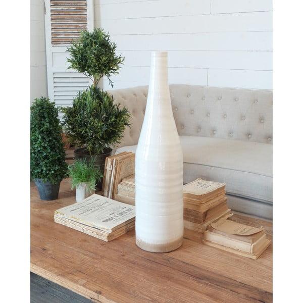 Váza Ceramic White