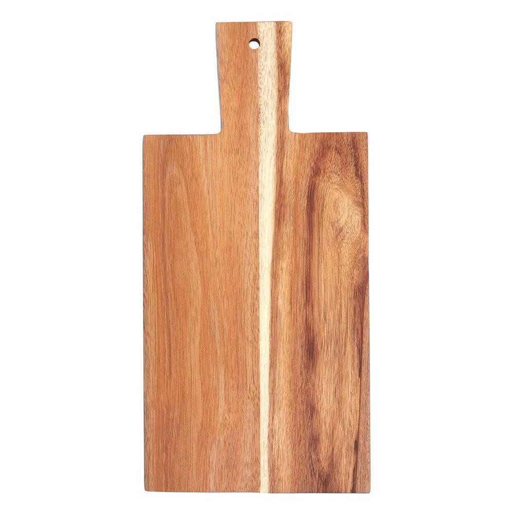 Doska z akáciového dreva Premier Housewares, 42 × 20 cm