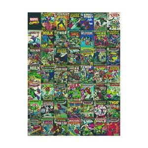 Obraz Pyramid International Marvel Comics Covers, 60 × 80 cm