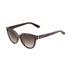 Slnečné okuliare Jimmy Choo Odette Python/Browngrey