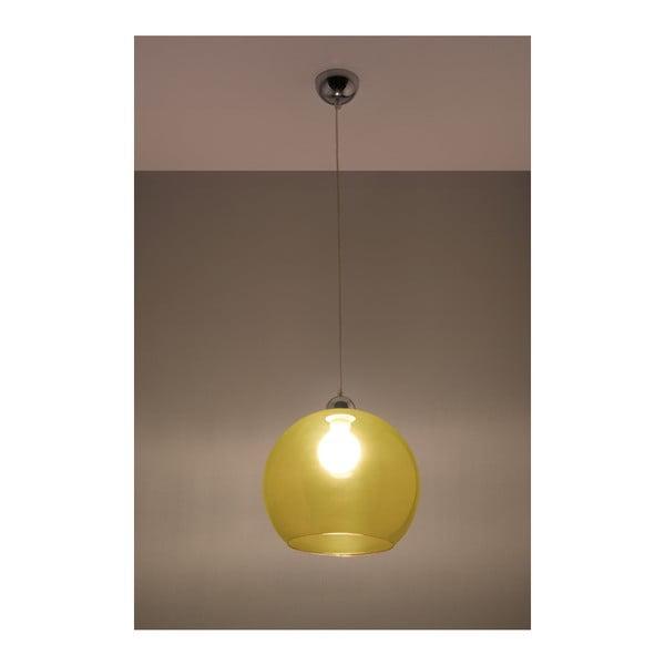 Žlté stropné svetlo Nice Lamps Bilbao
