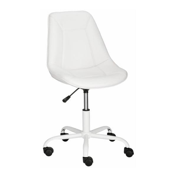 Biela kancelárska stolička Støraa Carl