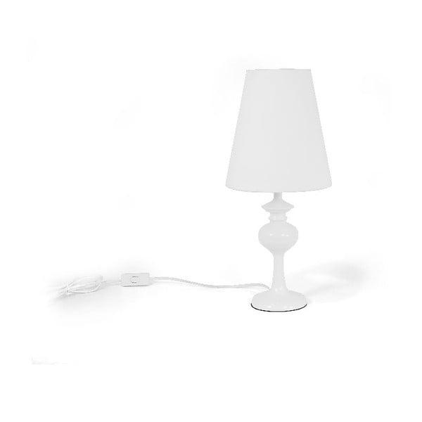 Stolní lampa Abat Bianco