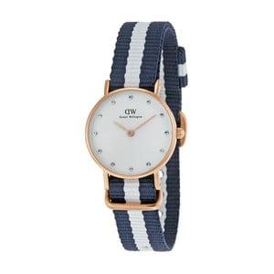 Dámske hodinky Daniel Wellington Glasgow Gold, ⌀26 mm