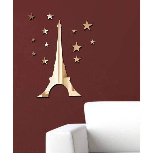 Dekoratívne zrkadlo Hviezdny Paríž