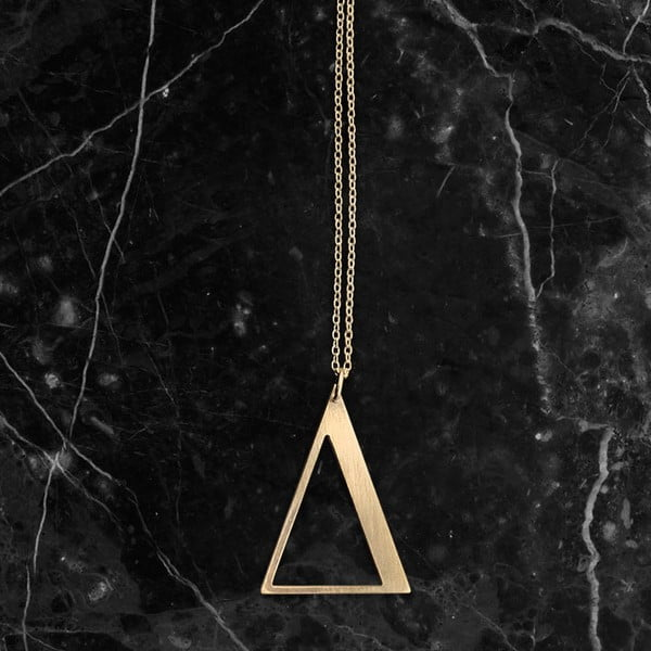Náhrdelník Democracy Gold z kolekcie Geometry