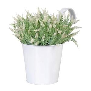 Plechový kvetináč Esschert Design Pure Garden