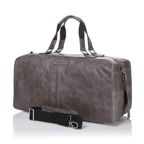 Pánska kožená taška Ferruccio Laconi 102 Grey