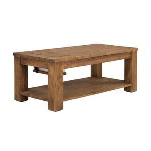 Konferenčný stolík z teakového dreva SOB Garden