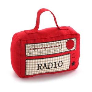 Zarážka do dverí Red Radio