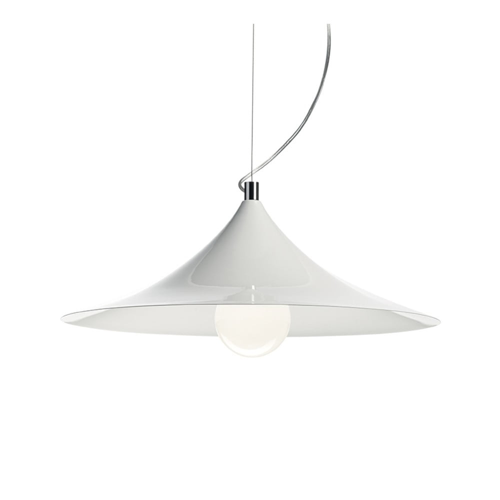 Biele stropné svietidlo Evergreen Lights Fago