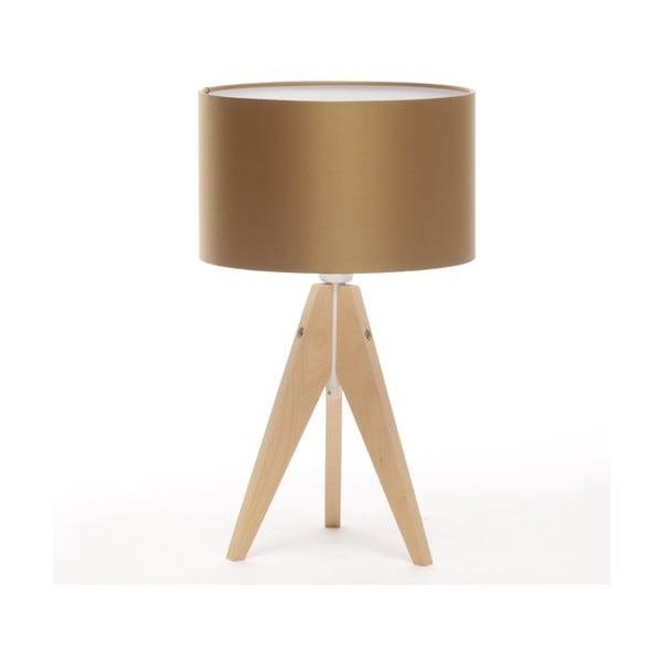 Stolná lampa Artista Birch/Golden, 28 cm