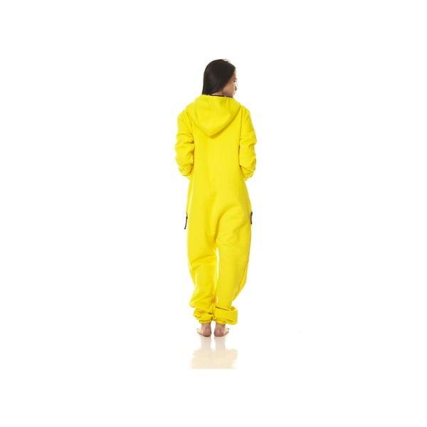 Domáci overal Streetfly Yellow, veľ. XS