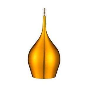 Stropné svetlo Vibrant Gold, 12 cm