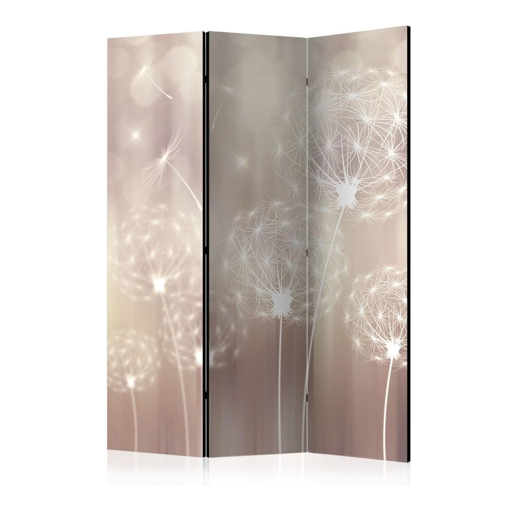 Paraván Artgeist Fragile Beauty, 135 × 172 cm