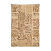 Vlnený koberec Allmode Patchwork Light, 150x80 cm