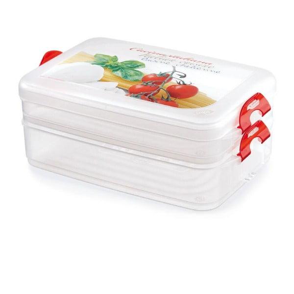 Set krabičiek na jedlo Frigoclick, 2 ks