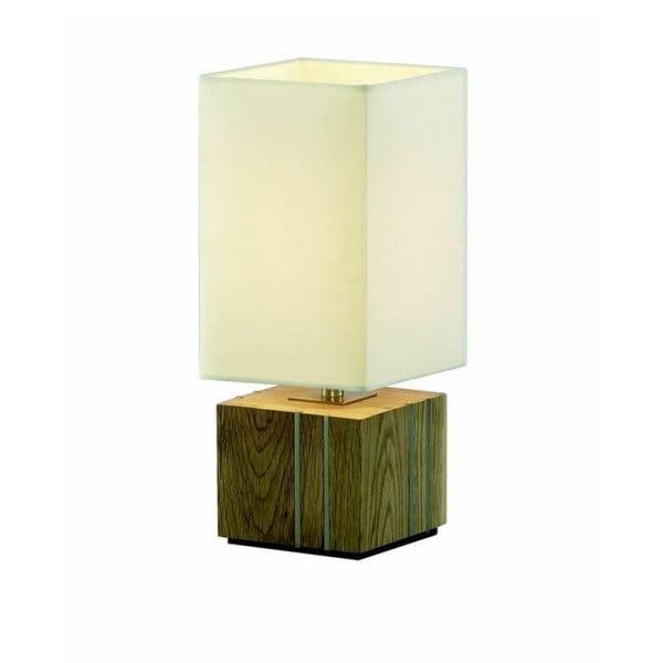 Stolná lampa Woodie Square