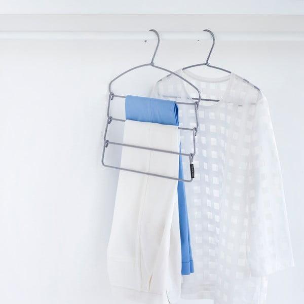 Vešiak na nohavice Brabantia Soft Touch
